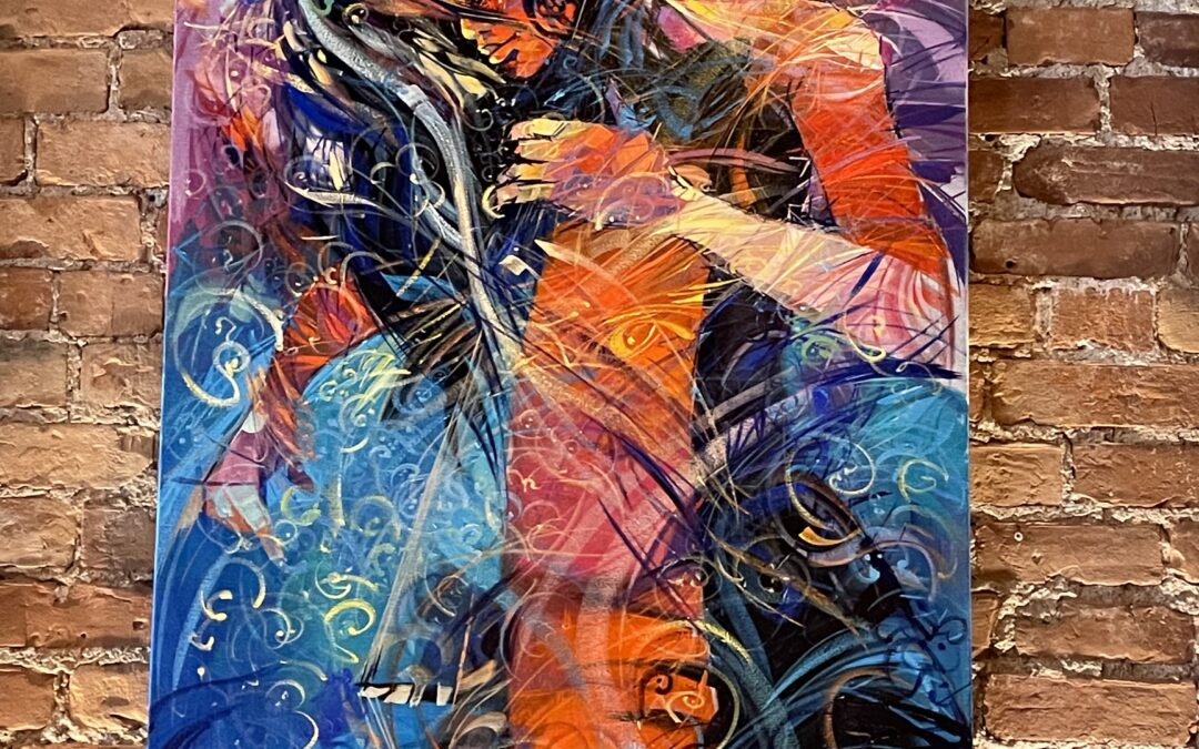 Featured Artist – Said Lawal